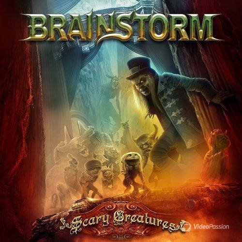 Brainstorm - Scary Creatures (2016) [Limited Edition] HQ