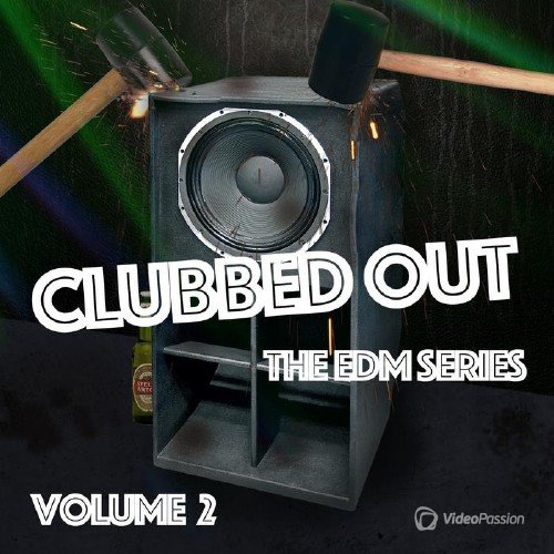 Clubbed Out - The EDM Series, Vol. 2 (2016)