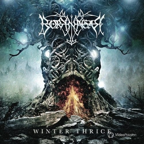 Borknagar - Winter Thrice (2016) [Limited Edition]