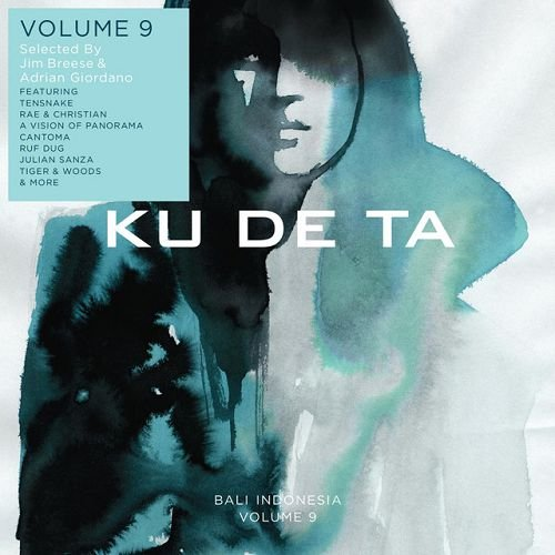 VA - Ku De Ta Vol.9: by Jim Breese and Adrian Giordano (2016)