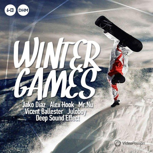 Winter Games (DHM Exclusive, January 2016) (6CD)