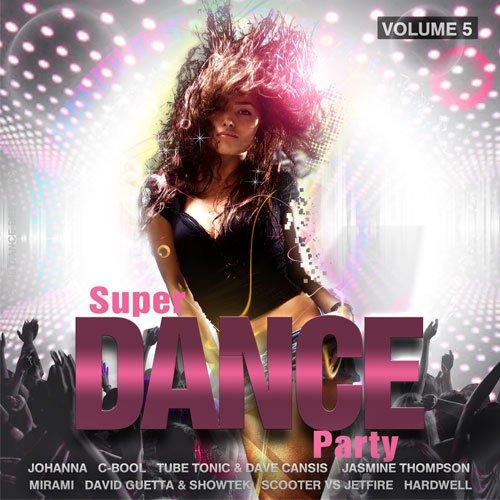 VA-Super Dance Party Vol.5 (2016)
