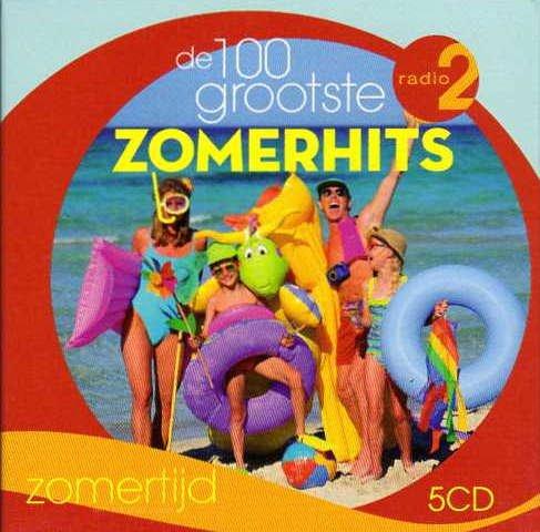 VA - 100 Grootste Zomerhits [5CD Box Set] (2008)