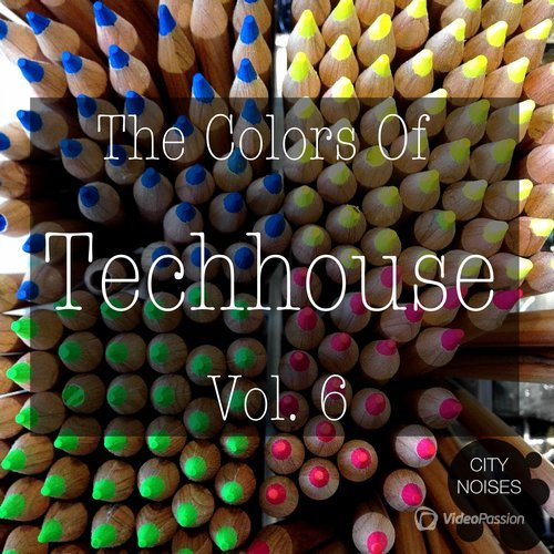 The Colors of Techhouse, Vol. 6 (2016)