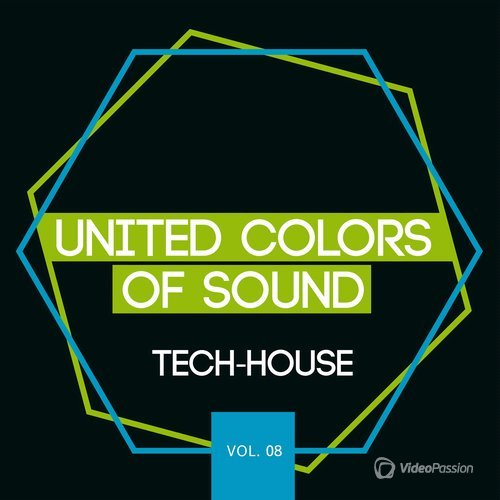 United Colors of Sound - Tech House, Vol. 8 (2016)