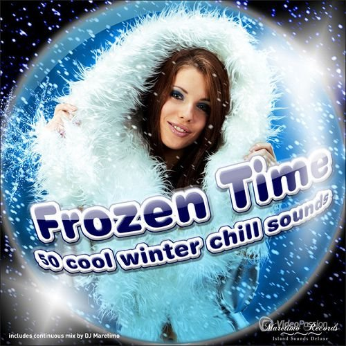 VA — Frozen Time: 50 Cool Winter Chill Sounds (2016)