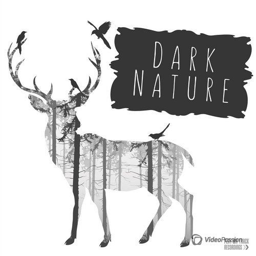 VA — Dark Nature (2016)