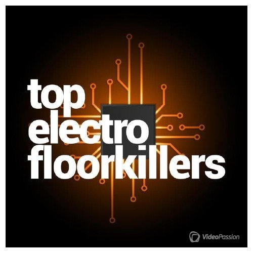 VA — Top Electro Floorkillers (2016)