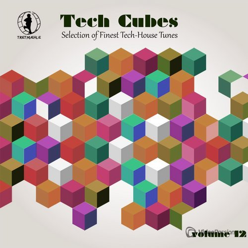 VA — Tech Cubes, Vol. 12 - Selection of Finest Tech-House Tunes! (2016)