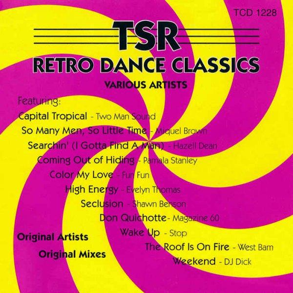 VA - TSR Retro Dance Classics (1993)