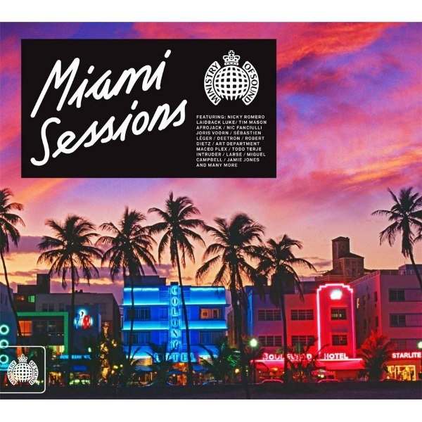 VA - Ministry Of Sound - Miami Sessions (2012) Lossless + MP3