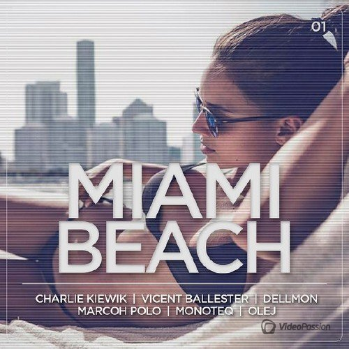MIAMI BEACH #01 (2016) (6CD)