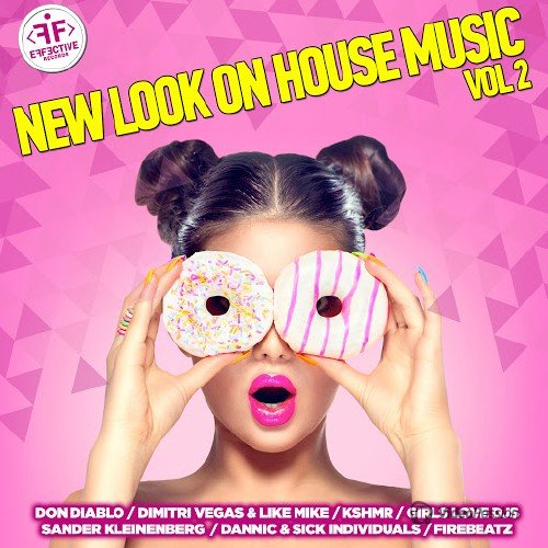 New LOOK on HOUSEMUSIC vol. 2 (2016)
