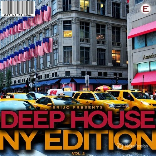 Deep House NY Edition, Vol. 2 (2016)
