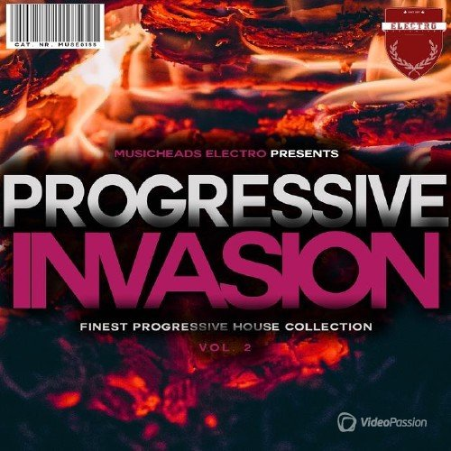Progressive Invasion, Vol. 2 (2016)