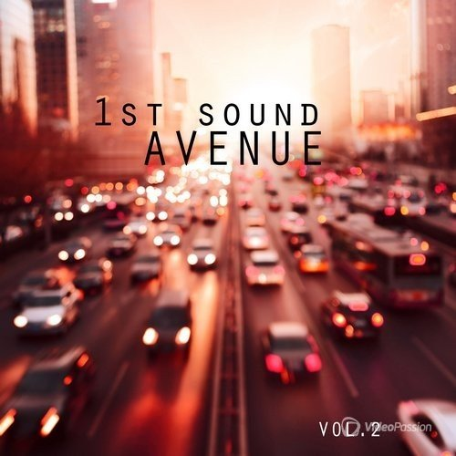 1st Sound Avenue, Vol. 2 (2016)