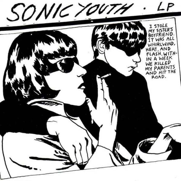 Sonic Youth - Goo [Hi-Res Audio] (2016)