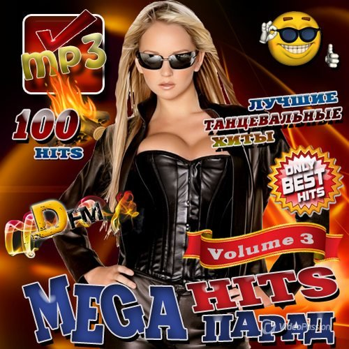 VA-Mega Hits DFM Vol.3 (2016)
