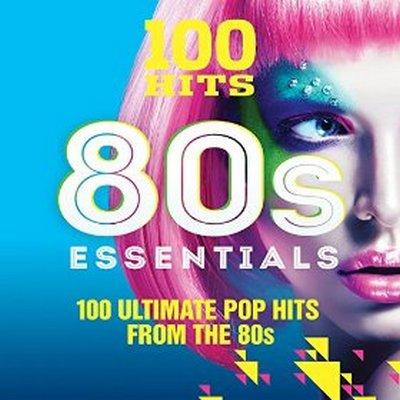 VA - 100 Hits 80s Essentials [5CD Box Set] (2015)