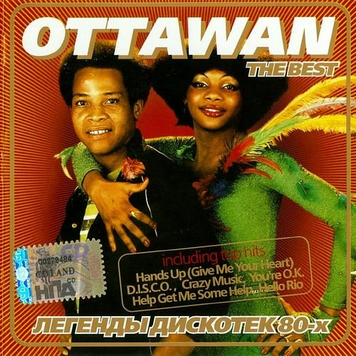 Ottawan - The Best (2006)