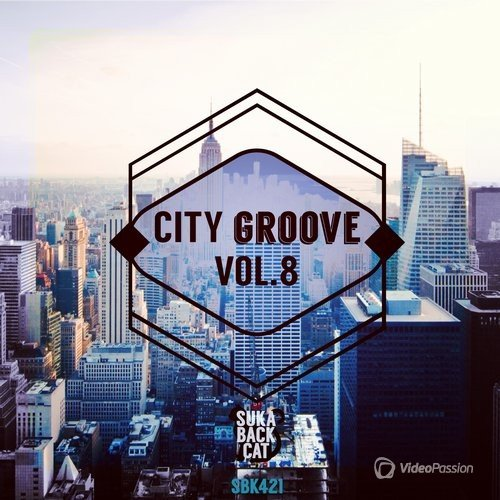 City Groove, Vol. 8 (2016)