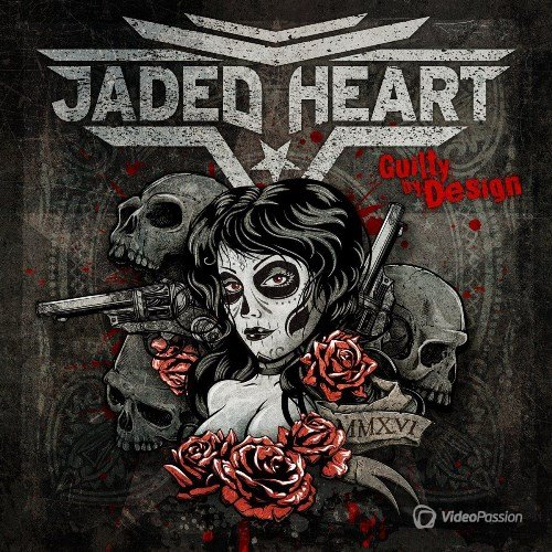 Jaded Heart - Guilty by Design (Limited Edition) (2016)