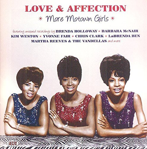 VA - Love & Affection More Motown Girls (2015) [Remastered]