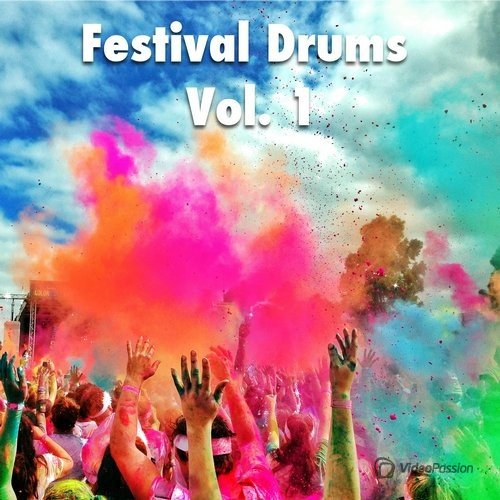 Festival Drums, Vol. 1 (2016)