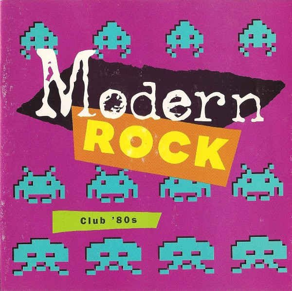 VA - Modern Rock Club '80s [2CD] (2001)