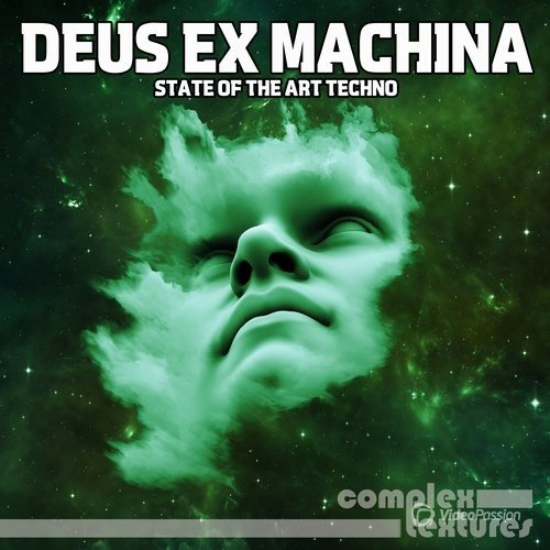 Deus Ex Machina - State of the Art Techno (2016)