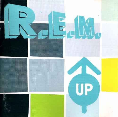 R.E.M. - Up (2015) [Hi-Res]