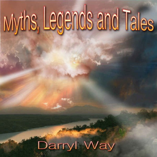 Darryl Way - Myths, Legends And Tales (2016) Lossless