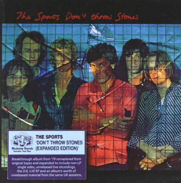 The Sports - Don't Throw Stones [2CD Expanded & Remastered] (2014)