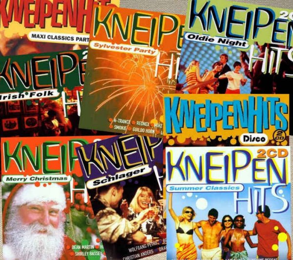 VA - Kneipen Hits - Collection (1998-2007)