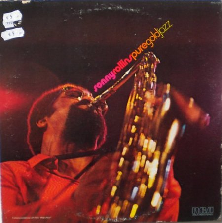 Sonny Rollins - Pure Gold Jazz (1978)
