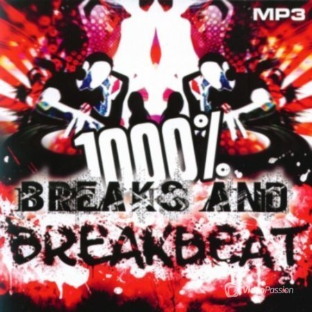 1000 % BreakBeat Vol. 74 (2016)