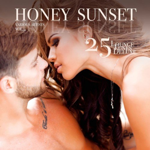 VA - Honey Sunset Vol.4: 25 Lounge Tunes Deluxe (2016)