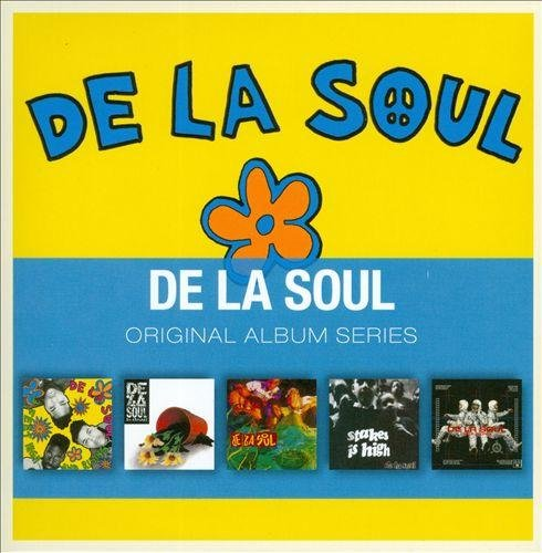 De La Soul - Original Album Series [5CD Box Set] (2012)