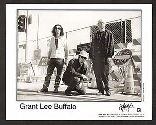 Grant Lee Buffalo - Discography - Studio Albums (1993-1998)