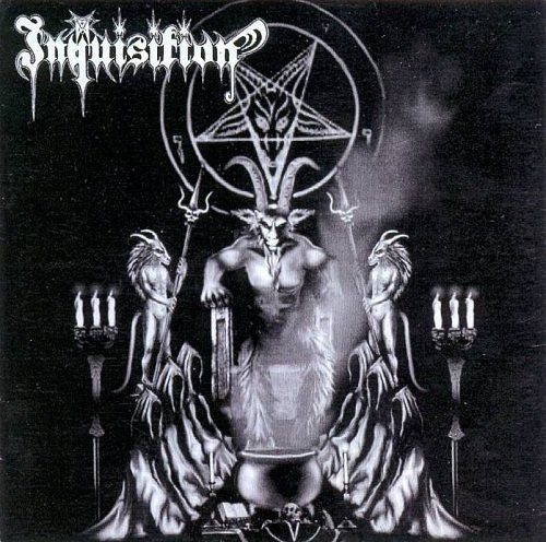 Inquisition - Invoking The Majestic Throne Of Satan (2002) lossless