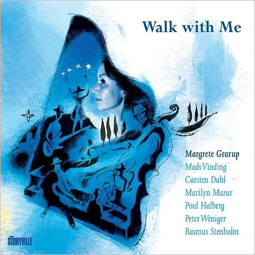 Margrete Grarup & Mads Vinding - Walk With Me (2016)