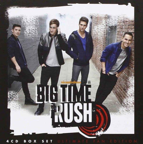 Big Time Rush - Big Time Rush [4CD Ultimate Fan Edition Box Set] (2016)