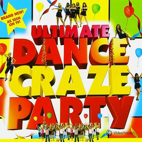 Ultimate Dance Crazy Shakers (2016)