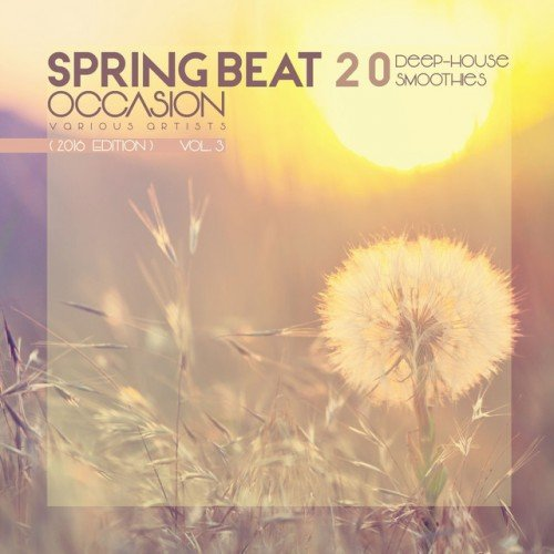 VA - Spring Beat Occasion 2016 Edition: 20 Deep-House Smoothies Vol.3 (2016)