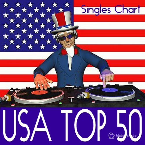 VA-USA Top 50 Singles chart (2016)