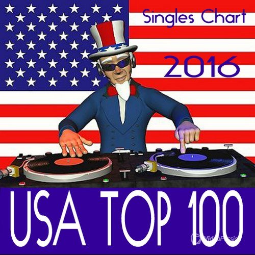 VA-USA Top 100 Singles chart (2016)