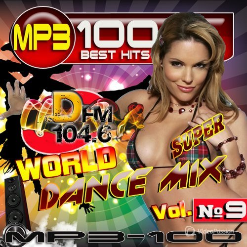 VA-World dance mix №9 (2016)