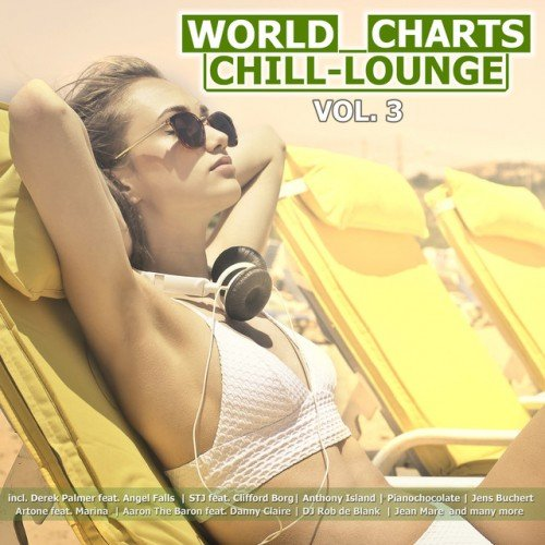 VA - World Chill-Lounge Charts Vol.3 (2016)