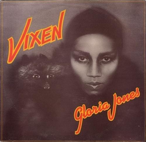 Gloria Jones - Vixen (1976) [Reissue 2008]