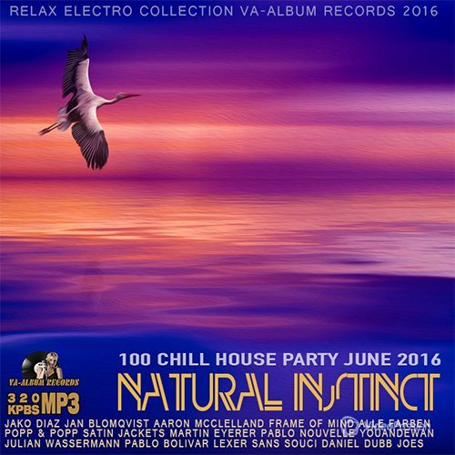 Natural Instinct: Mode Relax (2016)